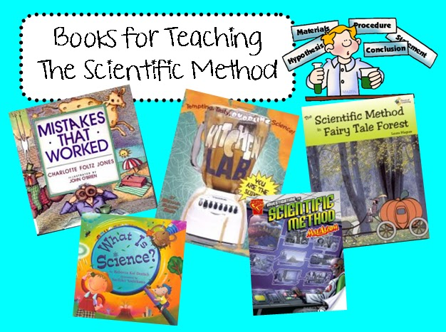 Scientific method book